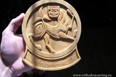 Подарочный медальон