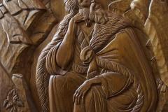 Пророк Илия 60x80см